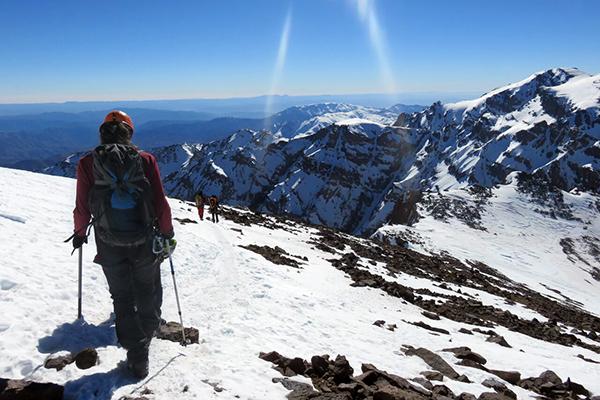 Curso de Alpinismo en Madrid