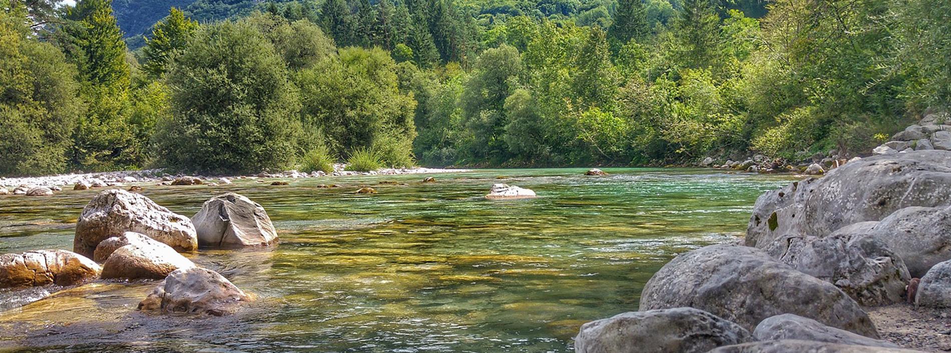 Rafting, ferratas, barrancos y senderismo en Eslovenia