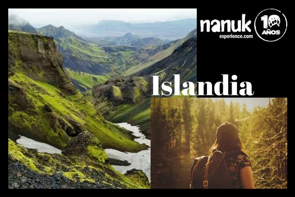 Trekking en Islandia