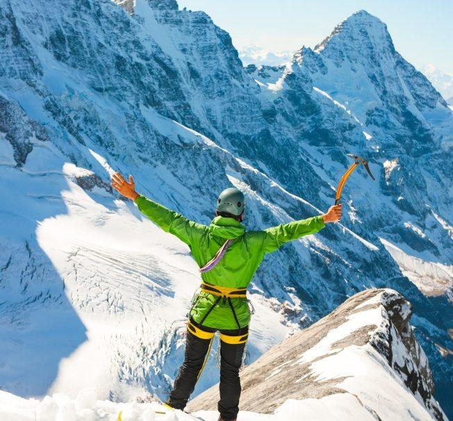 Curso de iniciación al alpinismo en Madrid