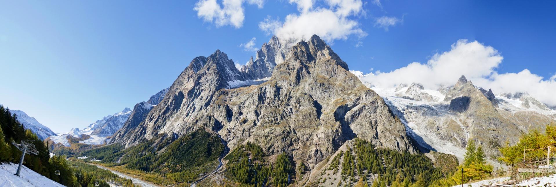 ascension al mont blanc
