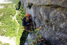 Curso de escalada deportiva en Madrid