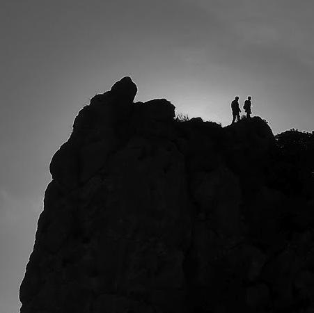 Iniciación a las crestas y aristas