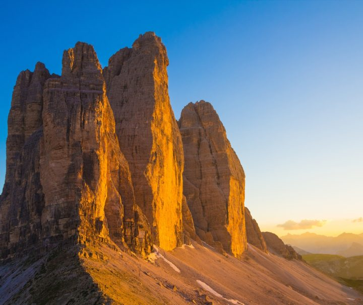 Trekking en Dolomitas