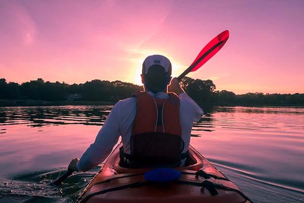 Excursión con Kayak en Menorca