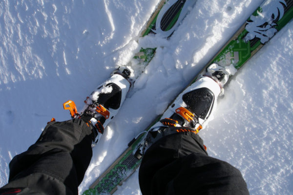 Curso de esquí de travesía en Pirineos