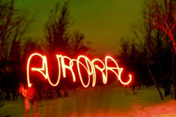 Viaje organizado para ver Aurora Boreal