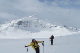 Esquí Nórdico en Noruega: Lagos Helados
