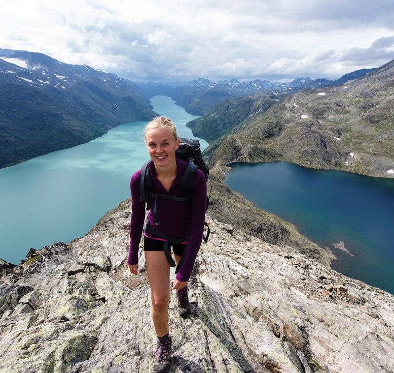 Treeking Trekking Parque Nacional Jottunheimen (Noruega)