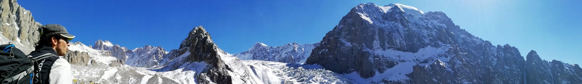Guias de montaña, escalada y alta montaña