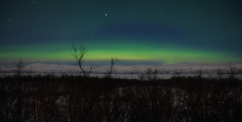 viajes organizados para ver auroras boreales